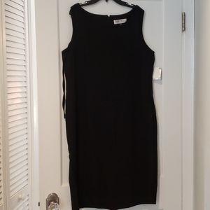 Casper Petite black dress